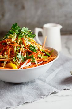 Packed Full Of Flavour, Texture And Good For You Ingredients, This Shredded