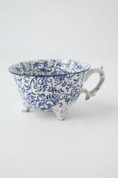 themodernexchange:   Attingham Teacup | Anthropologie