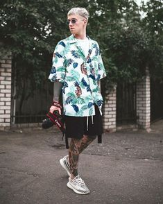 Style Outfits, Trendy Outfits, Fashion Outfits, Summer Outfits, How To Clean White Sneakers, Mode Man, Mens Clothing Styles, Men's Clothing, Street Wear