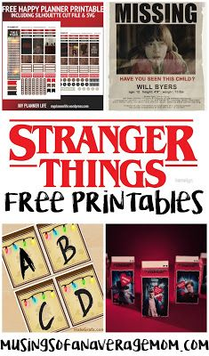 Things Free Printables 20 Free Stranger Things Printables including party printables, calendars, planners and more!The Party The Party may refer to: In film, television, radio and theatre: Letras Stranger Things, Stranger Things Theme, Stranger Things Aesthetic, Stranger Things Funny, Eleven Stranger Things, 13th Birthday Parties, Birthday Gifts For Teens, 11th Birthday, Birthday Cards