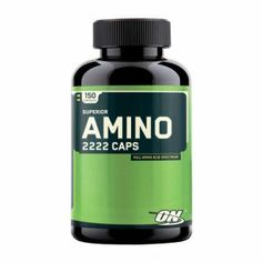 AMINO 2222 ON 150 CAPS - OPTIMUM NUTRITION