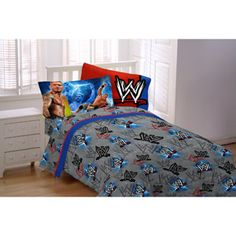 WWE Wrestling Champions Sheet Set