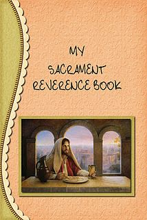 A GREAT 27 page printable sacrament book