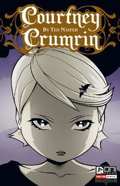 Creator Ted Naifeh On The Conclusion Of Oni Press' Landmark 'Courtney Crumrin' Saga [Interview]