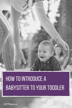 If your toddler isn't accustomed to a having a babysitter, the idea of introducing one might be overwhelming to you and your child. Learn how to introduce a babysitter using positive parenting techniques. #babysittertips #SAHM #FTM Baby Thrush, Fun First Dates, Baby Acne, Baby Care Tips, Get Baby, Diaper Rash, Ftm, Newborn Care