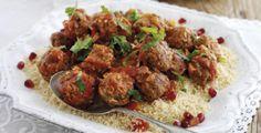 Lamb Meatball (lamb mince) Tagine