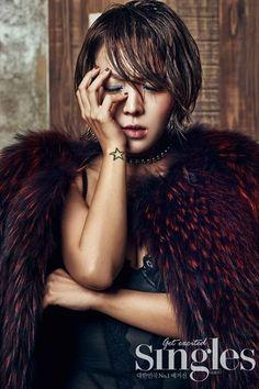 Brown Eyed Girls' Narsha in Singles November 2013 South Korean Girls, Korean Girl Groups, Pop Fashion, Latest Fashion, Ga In, Brown Eyed Girls, Lingerie Models, Girl Costumes, Brown Eyes
