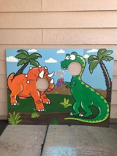 Dinosaur Birthday Photobooth, Dinosaur Party Decor