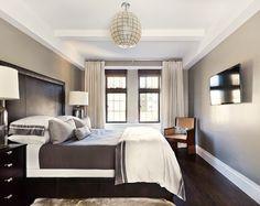 London Terrace - contemporary - bedroom - new york - Joshua Smith Inc