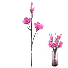 Flower bogota referencias pinterest flower online buy wholesale silk magnolia flowers from china silk magnolia flowers wholesalers mightylinksfo
