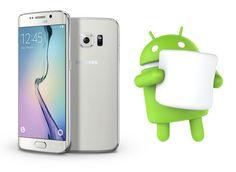 Lee Samsung Galaxy S6 y S6 Edge actualizan a Android 6.0 en España