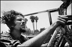 Tom Waits by Scott Smith, 1974