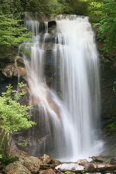 Anna Ruby Falls~ Helen Georgia. It was the longest 1.4 miles ever but it is so beautiful
