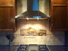 tuscan tile murals kitchen backsplashes tuscany art tiles italian tile murals tuscany backsplash tiles