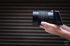 A closer look at the Lytro Illum, the futuristic new light-field camera | The Verge
