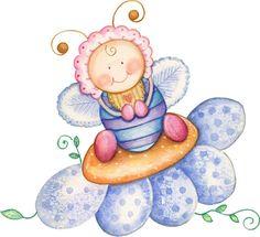 Mariposas infantiles para imprimir , una colección de dibujos de mariposas infantiles  para usar en diseños de baby shower o detallitos de ...