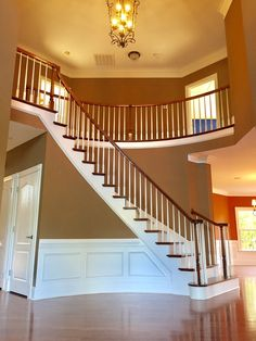 Marvin Creek  Marvin NC  Dramatic 2 Story Foyer