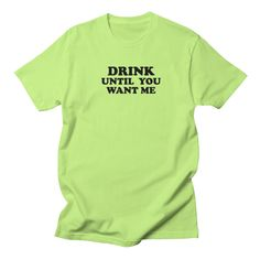 Drink Men's T-Shirt by deryano's Artist Shop