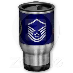 Air Force Master Sergeant Mug