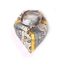 Bandana foulard double face