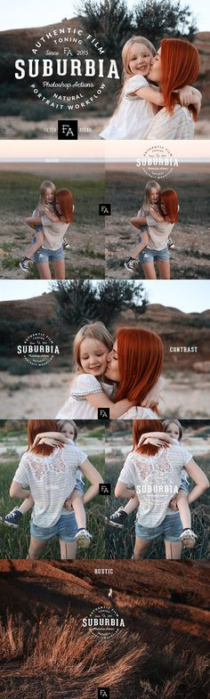 Free for a limited time!  It may still show the original price but when you go to the actual page it will show up as a free download until 4/30 (see how much you're saving!).  Suburbia Photoshop Actions by FilterAtelier on @creativemarket  preset, filter, action, photoshop, photography, photographer, template, graphic, design, ad, affiliate