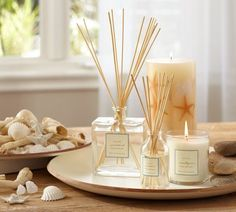 Homescent Collection Mission Fig Pottery Barn Best Candle - Bathroom scent ideas