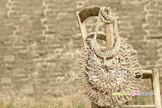 ..hippie ganchillo bolsa..
