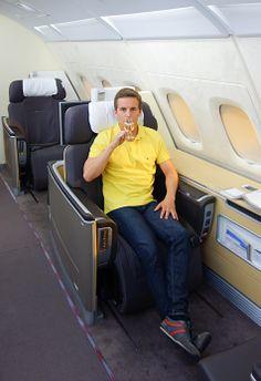 Lufthansa A380 First Class: Frankfurt – Singapore http://travel.bart.la/2013/08/10/lufthansa-a380-first-class-lh778-lh779-fra-sin/