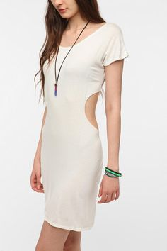 Urban Renewal Knot-Back Dress