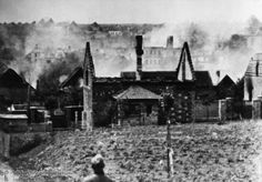 The Lidice Massacre is probably the best-known Nazi retaliation measure in connection with Heydrich's assassination. The inhabitants of the village of Lidice, about 500 in number, were falsely accused of having harbored Heydrich's attackers. During the night of June 10, 1942, German police and SS units surrounded the village. All men over age 15 were shot, and the women and children were sent to concentration camps. Then Lidice was burned to the ground.