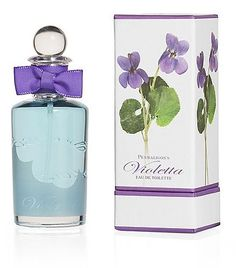 Violetta by Penhaligon`s is a Floral fragrance for women. Violetta was launched in 1976. Top notes are geranium and citruses; middle note is violet; base notes are sandalwood, musk and cedar.