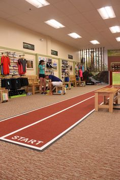 Get personalized and top notch service from the staff at Fleet Feet Sports! Stop by for all your running and walking needs! #shopsaratoga #ILoveSaratoga  http://www.saratoga.org/visitors/shopping