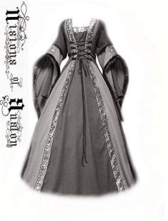 medieval-wedding-dresses-with-sleeves-medieval-dress-costume-medievaldress-garb-renaissance-larp-celtic-69656.jpg 984×1,298 pixels