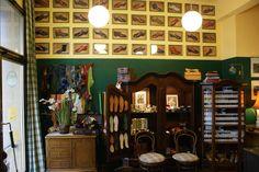 2009, So sah unser Geschäft aus, als wir die Räume  in der Merkurstrasse 3-5, #BadenBaden bezogen haben