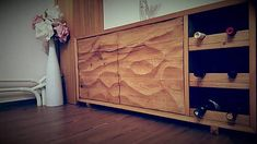 PeterDrevodizajn / Komoda Cabinet, Storage, Furniture, Home Decor, Clothes Stand, Homemade Home Decor, Larger, Home Furnishings, Closet