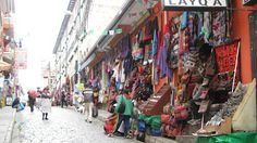 """Mercado de Hechiceria (Witches market), La Paz, Bolivia """"Merchandise sold in The Witches' Market, run by local witch doctors known as yatiri, includes potions, dried frogs, medicinal plants like retama and armadillos used in Bolivian rituals."""" (wikipedia)"""