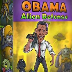 Obama is the last alien defense strong-point on planet earth...