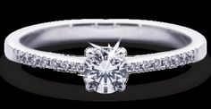 Diamond Solitaire <3 #engagement ring!