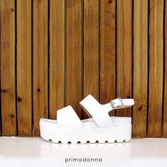 Do you know what's hot? White-on-white!  Visit Primadonna Shoes Official located at the Upper Ground Floor SM CITY STA. MESA!  #iLoveSM #iLoveSMStaMesa #primadonna #primadonnaph