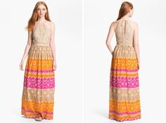 30 Maxi Dresses to Max Out Your Summer Style via Brit + Co.