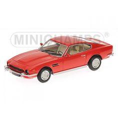 Aston Martin V8 Coupe 1987 (Minichamps) scale 1:43