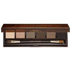 Bobbi Brown - Cool Eye Palette #sephora This set contains:  - 6 x 0.21 oz Eye shadows in Ivory (creamy white), Pink Quartz Metallic (warm metallic pink), Marble Metallic (warm silver grey metallic), Stormy Grey (brown grey), Almond (soft neutral grey), Smoked (rich black kohl)