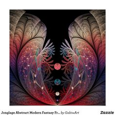 Shop Jonglage Abstract Modern Fantasy Fractal Art Poster created by GabiwArt. Fractal Design, Art Fractal, Poster Art, Kunst Poster, Psy Art, Spiral Pattern, Fantasy, Sacred Geometry, Art World