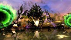 Shadow Behemoth - in game