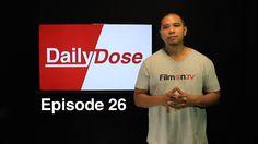 Daily Dose Ep 26 - Trump Dana White, Rory MacDonald Stephen Thompson, Conor McGregor, and more