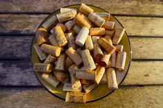 Trash Backwards - Here are 25 reasons to save your wine corks.