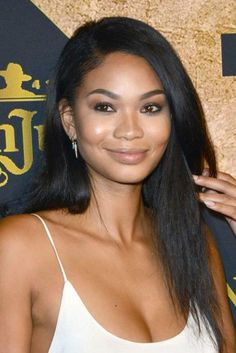 Chanel Iman Hair, Hairstyle, Haircut, Hair Color. Chanel Imanhairstyles - all types of latest hair related images, hair extensions, celeb hair news, etc.