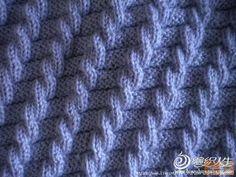 knitting patterns @ Af 3/1/13ścieg ukośne warkoczyki