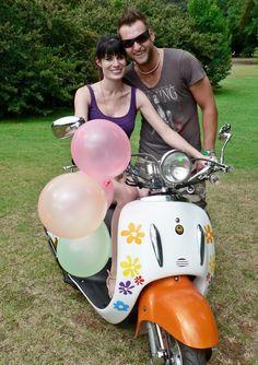 (13) Amalia Van Jaarsveld Van, Motorcycle, Vehicles, Biking, Motorcycles, Vans, Motorbikes, Engine, Vehicle