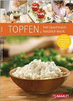 #Vorarlberger Bloghaus: [ #vorkoster ] TOPFEN - 100 Seiten über Topfen mi... Feldkirch, Potato Salad, Potatoes, Ethnic Recipes, Sweet, Cheese, Cream, Food, Diy